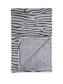 cascade-home-zebra-throw