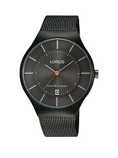 lorus-lorus-black-and-grey-detail-date-dial-black-stainless-steel-mesh-strap-mens-watch