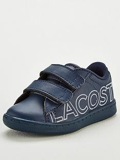 3430427e5c Lacoste Infant Boys Carnaby Evo 219 Strap Trainer