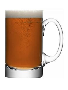 lsa-handmade-bar-beer-tankard-straight-750ml-clear