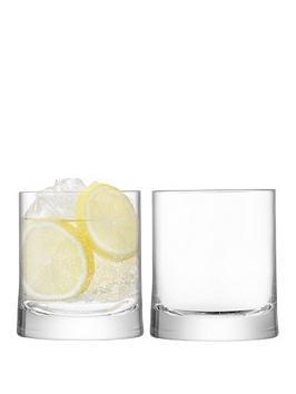 lsa-handmade-gin-tumbler-glasses-ndash-set-of-2