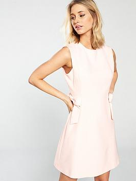 b04fe4a0f Ted Baker Meline Bow Side Dress - Baby Pink
