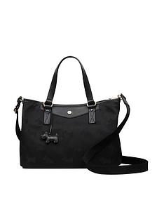 radley-jacquardnbspmedium-multiwaynbspcharm-grab-bag-black