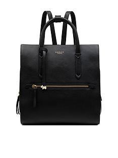 radley-arlington-court-large-black-ziptop-backpack-black