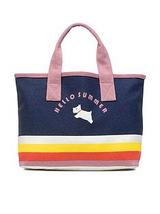 radley-hello-summer-beach-tote-bag-ink-blue