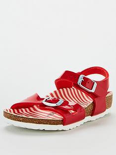 birkenstock-girls-red-rio-sandal