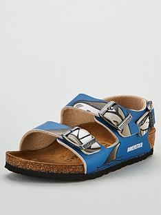 birkenstock-boys-blue-milano-sandal