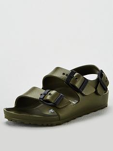 birkenstock-boys-khaki-milano-eva-sandal