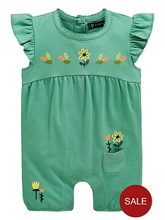 mini-v-by-very-baby-pretty-botanical-embroidered-romper-khaki