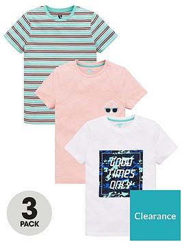 v-by-very-boys-3-pack-good-times-only-stripeskull-t-shirts-multi