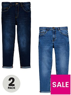 v-by-very-boys-2-pack-slim-fit-jeans-denim