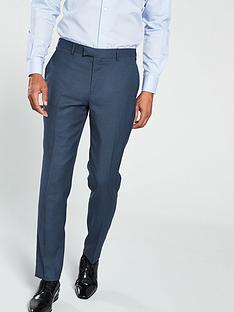 skopes-fermonbspcheck-suit-trouser-blue