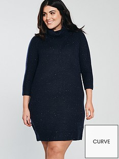 monsoon-curve-naomi-neppy-roll-neck-jumper-dress-navy