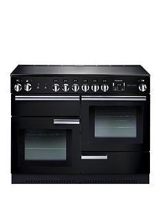 rangemaster-prop110ecgb-professional-plus-110cmnbspwide-electric-range-cooker-with-ceramic-hob-black