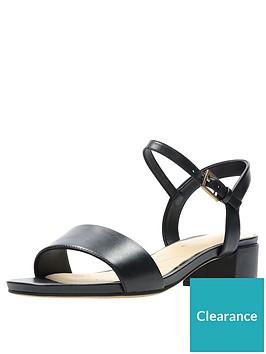 clarks-orabella-iris-heeled-sandals-black