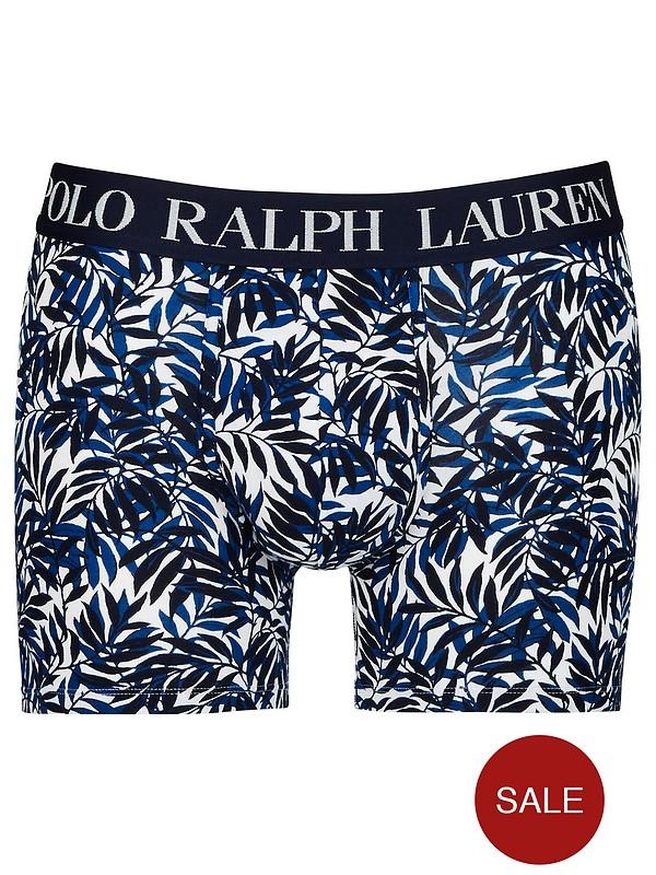 Floral Print Ralph Polo Lauren Boxer Brief zjLSMVpqUG