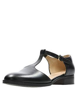 clarks-netley-fresh-flat-shoes-black