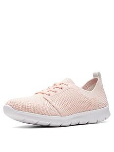 clarks-cloudstepperstrade-step-allenasun-trainers-light-pink