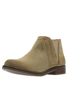 b292a9fc707c Clarks Demi Beat Ankle Boot - Sand