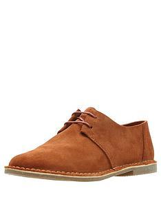 b49e15c5a258 Clarks Erin Weave Flat Shoes - Tan