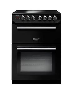 rangemaster-prop60ecbl-professional-60cmnbspwide-electric-cooker-with-ceramic-hob-black