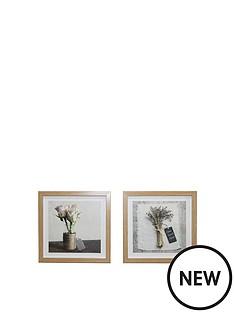 arthouse-set-of-2-framed-floral-prints
