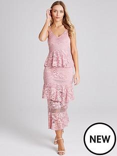 girls-on-film-girls-on-film-lace-tiered-stappy-stretch-bodycon-midi-dress