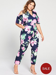 girls-on-film-curve-scuba-cold-shoulder-tapered-leg-jumpsuit-floral