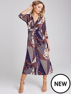 girls-on-film-wrap-detail-wide-leg-culotte-jumpsuit-multi
