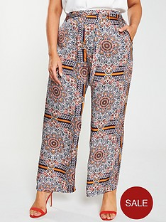 girls-on-film-curve-tile-print-wide-leg-trousers-multi