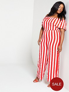 girls-on-film-curve-girls-on-film-curve-candy-stripe-bardot-jumpsuit