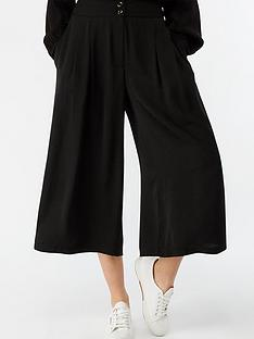 monsoon-carrie-smart-culotte-black