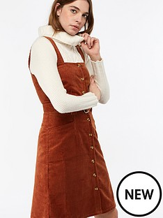 monsoon-lorenzo-cord-pinafore-dress-rust