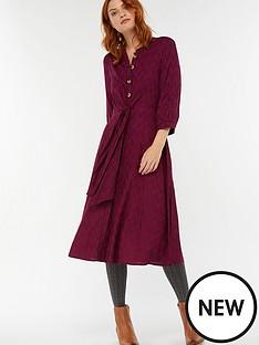 monsoon-logan-berry-tie-front-dress