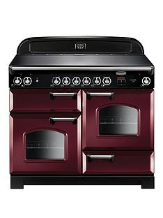 rangemaster-cla110eccy-classic-deluxe-110cmnbspwide-electric-range-cooker-with-ceramic-hob-cranberry
