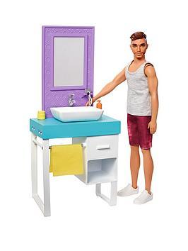 barbie-shaving-fun-ken-doll