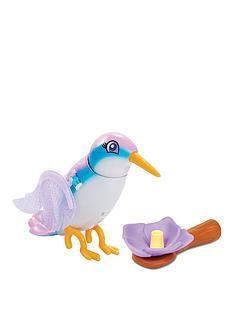 flutter-friends-hummingbird-jewel-bright-aqua-purple-glitter