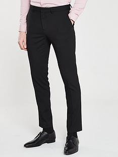 river-island-smart-skinny-black-trousers