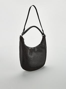 f8ae206a603e Ted Baker Mariele Stab Stitch Hobo Bag - Black. View larger