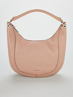 f76f53a23 Ted Baker Mariele Stab Stitch Hobo Bag