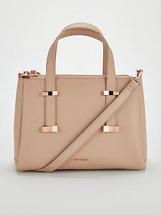 1e16fd9e69c7 Ted Baker Julieet Bow Adjustable Handle Small Tote - Taupe