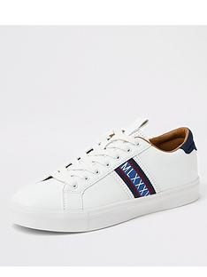 river-island-seattle-nurmeral-stripe-trainer