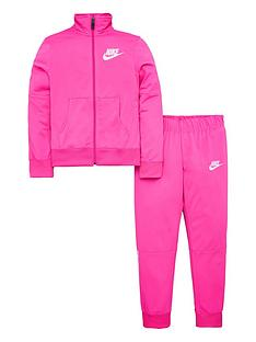 nike-sportswear-girlsnbsptricot-tracksuit-pink