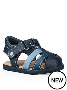 ugg-infantnbspkolding-sandals-navy