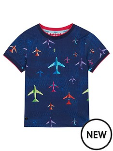 386300bbb22a14 Baker by Ted Baker Toddler Boys Airplane T Shirt · €18