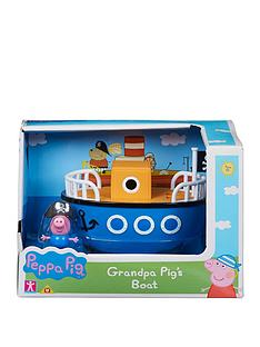 peppa-pig-vehicle-grandpas-boat
