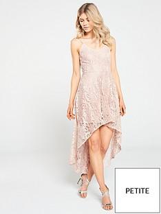 ax-paris-petite-dip-hem-lace-dress