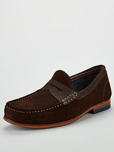 ted-baker-xapon-suede-loafer