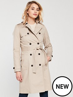 karen-millen-karen-millen-trench-coat-neutral