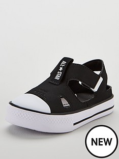 85f0d4a5edf22 Converse Chuck Taylor All Star Superplay Infant Sandals - Black White